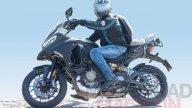 Moto - News: Ducati Multistrada V4: siamo alle rifiniture, beccato l'ultimo prototipo