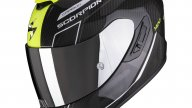 Moto - News: Scorpion EXO 1400Carbon Air: il casco gran turismo mascherato racing