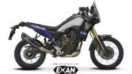 Moto - Gallery: Scarichi Exan per Yamaha Ténéré 700