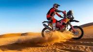 Moto - News: KTM presenta la 450 Rally Replica 2021
