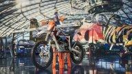 Moto - News: KTM, il primo scooter elettrico è sempre più vicino
