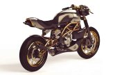 Moto - News: Langen Motorcycles, omaggio dorato al due tempi italiano