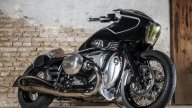Moto - News: BMW R18 Blechmann: 480 ore di lavoro per una special pazzesca