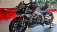 Moto - News: SCOOP: Ecco l'Aprilia Tuono con aerodinamica da MotoGP!