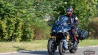 Moto - Test: Prova Yamaha Niken GT: è una moto vera, anche se ha tre ruote