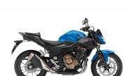 Moto - News: La gamma Honda CB 500 guadagna l'Euro5 e nuove colorazioni per il 2021