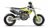 Moto - News: Husqvarna FS 450 MY21: la 'Supermoto' da pista si rinnova