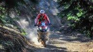 Moto - News: Ducati Multistrada 1260 Enduro, successo al Transanatolia Rally 2020