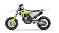 Moto - News: Husqvarna FS 450 2021, ecco la nuova supermoto da competizione