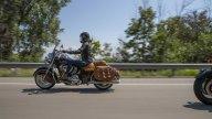 Moto - News: Indian gamma 2021: novità per Roadmaster Limited e Scout