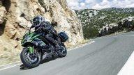 Moto - News: Kawasaki: nuovi colori per Z900, Ninja 1000 SX e Vulcan S 2021