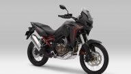 Moto - News: Honda Africa Twin 2021: debutta l'iconica livrea 'Tricolor HRC'