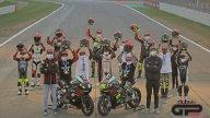 News: E' Lorenzo Frasca il primo campione italiano Aprilia Sport Production