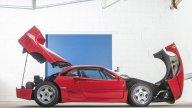Auto - News: All'asta la Ferrari F40 di Gerard Berger. Il prezzo? Oltre un milione di euro