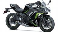 Moto - News: Kawasaki: ecco i modelli 2021 di Ninja 650, Versys 650 e Z650