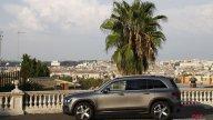 Auto - Test: Prova Mercedes GLB 200 d, il SUV versatile per 7 passeggeri