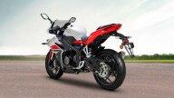 Moto - News: Benelli 302R Anniversary Edition, la piccola sportiva (per la Cina)