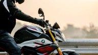 Moto - News: BMW G 310 R 2021, la roadster entry level diventa Euro 5