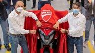 Moto - News: Ducati Multistrada V4, il terzo indizio: tagliando ogni 60.000 km?