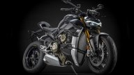 Moto - News: Ducati Streetfighter V4 2021, Euro 5 e colorazione Dark Stealth