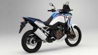 Moto - News: Honda Africa Twin: per il 2021 torna la livrea Tricolour HRC