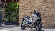 Moto - News: Honda Forza 750 2021, il nuovo maxi scooter GT dell'Ala Dorata