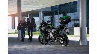 Moto - News: Kawasaki Ninja 650, Versys 650 e Z650 2021: motore Euro 5 e nuovi colori
