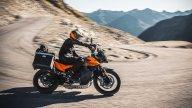 Moto - News: KTM 890 Adventure 2021, nata per andare lontano