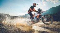 Moto - News: KTM, arrivano le 890 Adventure R e 890 Adventure R Rally