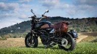 Moto - Test: Moto Morini Super Scrambler - TEST