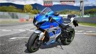 Moto - News: Suzuki GSX-R1000R Anniversary, arriva in Italia in limited edition