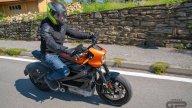 Moto - Test: Prova Harley-Davidson Livewire: l'H-D più sportiva di sempre è elettrica!