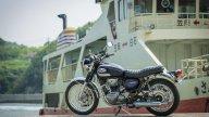 Moto - News: Kawasaki W800 2021: il vintage, è sempre più tra noi - caratteristiche e foto
