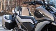 Moto - Scooter: Kymco: il crossover anti Honda X-ADV sta per arrivare - foto