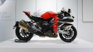 Moto - News: Bimota Tesi H2, in Giappone arriva a gennaio 2021