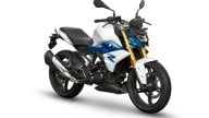 Moto - News: BMW G 310 R 2021, la piccola roadster arriva anche in Italia