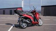 Moto - News: Honda SH350i 2021, il leader dei ruota alta è ancora più top!