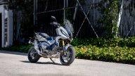 Moto - News: Honda X-ADV 2021, il SUV a due ruote si rinnova