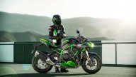 Moto - News: Kawasaki Z H2 SE 2021, novità ciclistiche ed estetiche