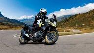 Moto - News: Suzuki V-Strom 650 2021: l'Euro 5 arriva con nuovi colori