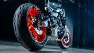 Moto - News: Yamaha MT-07 2021: ritocco di classe
