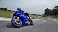Moto - News: Yamaha R6 Race, la supersport solo per le pieghe in pista