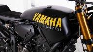 Moto - News: Yamaha Yard Built, presentate quattro special su base Yamaha XSR700