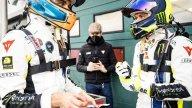 MotoGP: Valentino Rossi a Misano a bordo della Ferrari 488 GT3 del Team Kessel