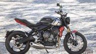 Moto - Test: Video prova Triumph Trident 660: come va la nuova ed inedita entry level premium
