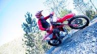 Moto - News: Honda CRF450RX Enduro 2021: fuoristrada per tutti, foto, caratteristiche e video