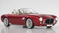 Auto - News: Ares Design: Wami Lalique Spyder, la roadster ispirata alla Maserati A6G
