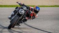 Moto - News: Ducati Monster 2021, ecco come sarebbe con il telaio a traliccio