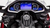 Moto - News: Honda GL1800 Gold Wing my2021: quando il lusso, non è mai abbastanza - foto