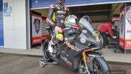 SBK: Chaz Davies in 'divisa' winter test con la Ducati V4 di Go Eleven